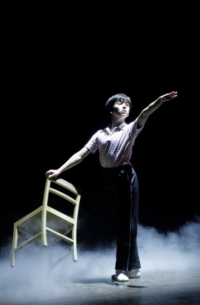 Show Photos - Billy Elliot - Alex Ko