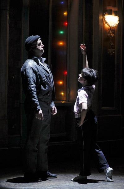 Show Photos - Billy Elliot - Greg Jbara - Alex Ko