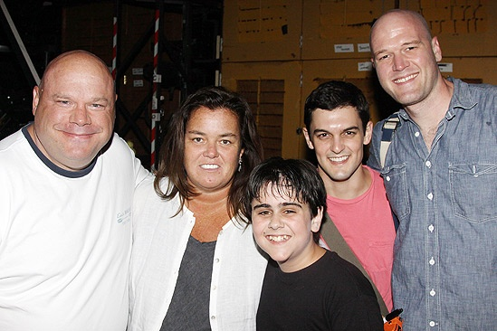 Rosie Addams – Rosie O'Donnell – Kevin Chamberlin – Matthew Gumley – Wesley Taylor – Zachary James