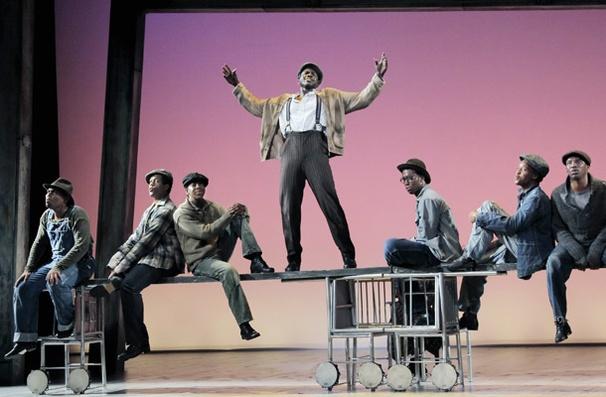 Show Photos - The Scottsboro Boys - Joshua Henry - cast 2