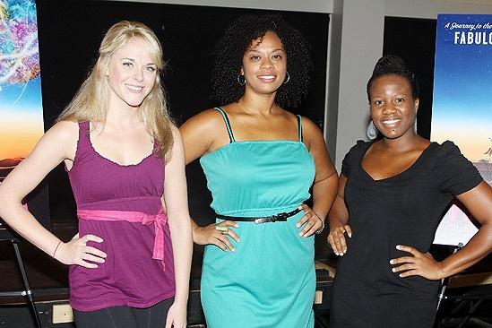 Priscilla Meet – Ashley Spencer – Jacqueline Arnold – Anastacia McCleskey