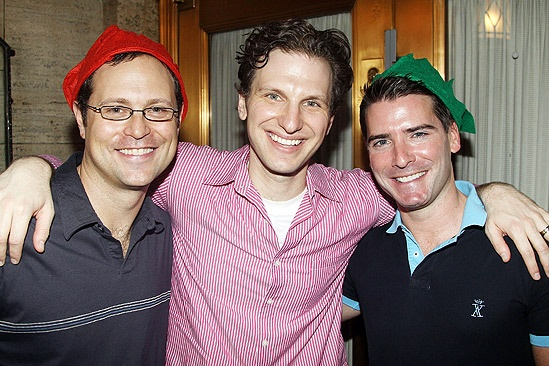 Elf box office – Matthew Sklar – Sebastian Arcelus – Chad Beguelin