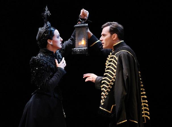 Show Photos - The Phantom of the Opera - Cristin J. Hubbard - Ryan Silverman