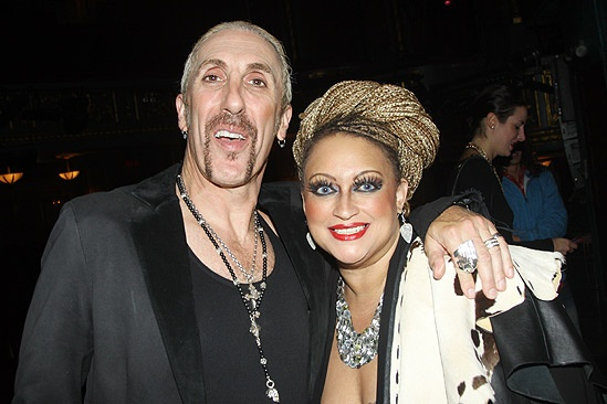 Dee Snider Rock of Ages opening night – Dee Snider – Michele Mais