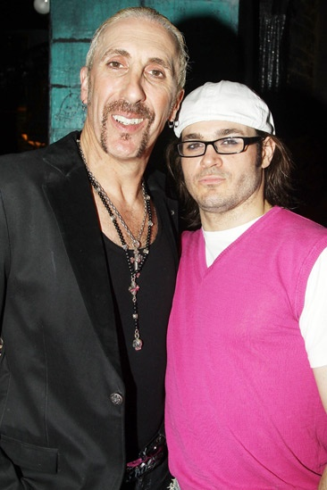 Dee Snider Rock of Ages opening night - Dee Snider – Mitchell Jarvis