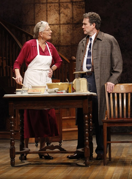 Show Photos - Driving Miss Daisy - Vanessa Redgrave - Boyd Gaines