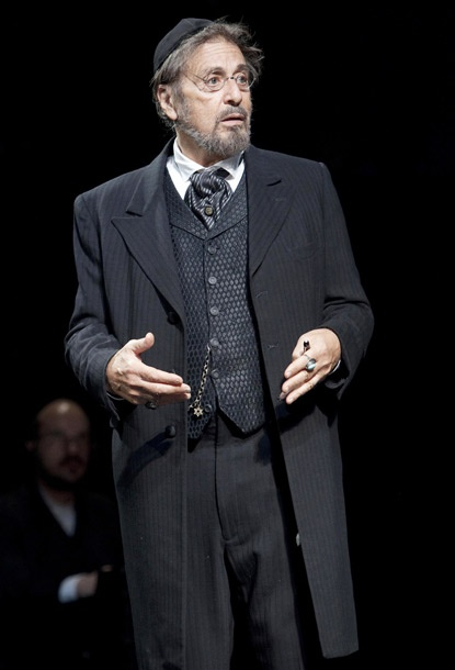 Show Photos - The Merchant of Venice - Al Pacino