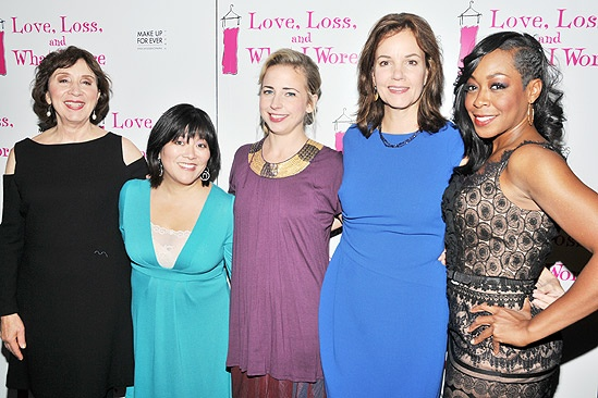 Love Loss November – Maria Tucci – Ann Harada – Alicia Goranson – Margaret Colin – Tichina Arnold