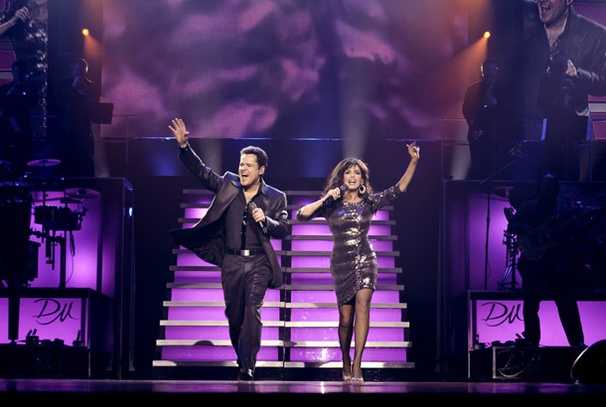 donny marie a broadway christmas show photos - Christmas Broadway Shows