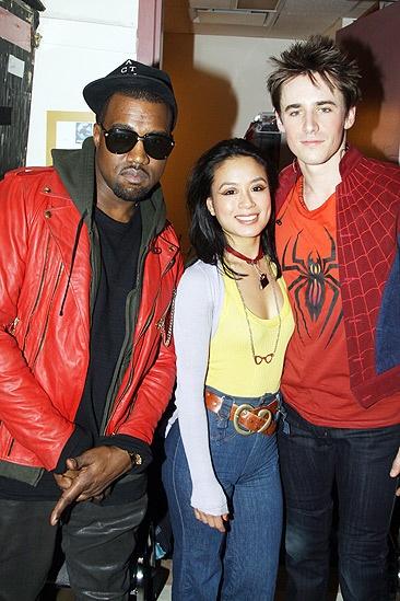 Kanye Spider-Man - Kanye West - T.V. Carpio - Reeve Carney