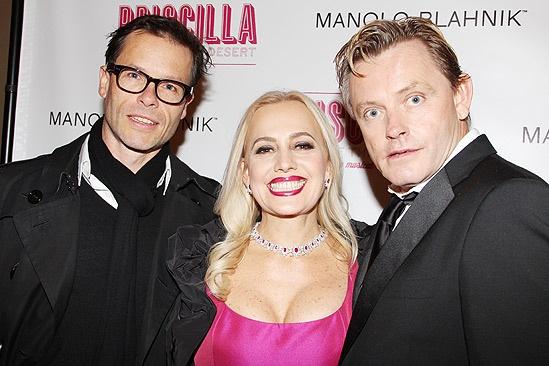 Priscilla opens – Guy Pearce -  Liz Hoops – Stephan Elliott