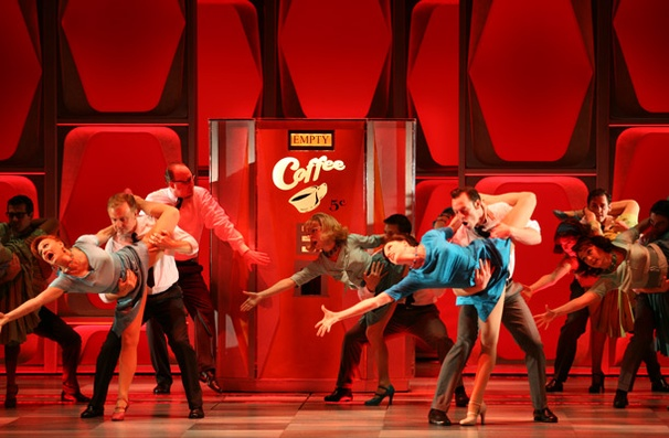 Show Photos - How to Succeed in Business - cast