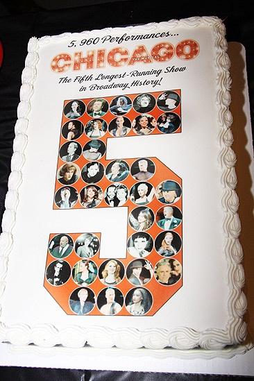 Chicago 5th longest – cake
