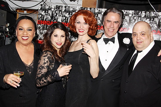 Chicago 5th longest – Roz Ryan – Bianca Marroquin – Leigh Zimmerman - Jeff McCarthy – Raymond Bokhour