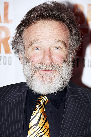 Bengal Tiger opens - Robin Williams
