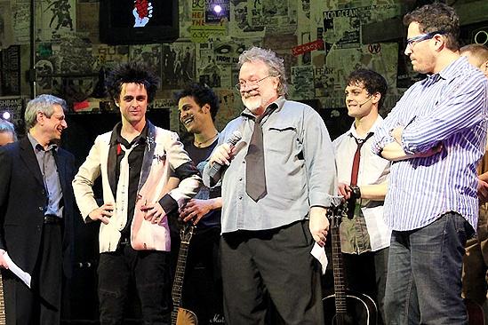 Idiot final – Ira Pittelman – Billie Joe Armstrong – Tom Hulce – Michael Mayer