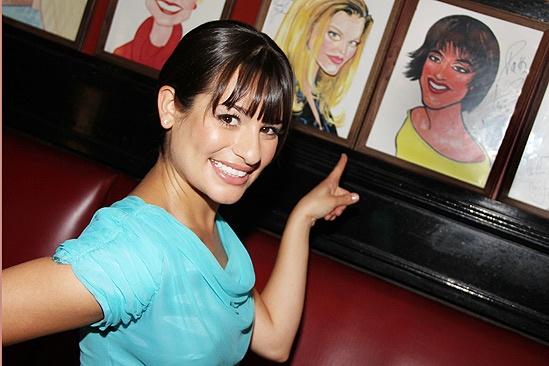 Patti Glee – Lea Michele 2