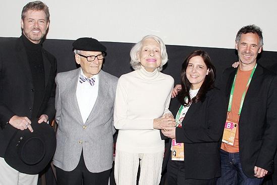 Carol Channing Doc - Harlan Boll - Harry Kullijian - Carol Channing - Dori Berinstein - Adam Zucker