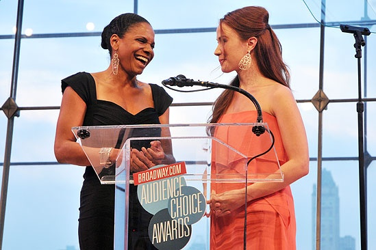 2011 Audience Choice Awards Ceremony – Audra McDonald – Sierra Boggess