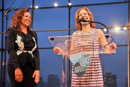 2011 Audience Choice Awards Ceremony – Vanessa Williams – Jackie Hoffman