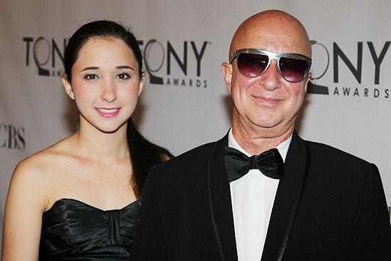 2011 Tony Awards Red Carpet – Paul Shaffer - daughter
