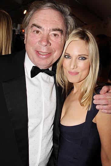 2011 Tony Awards Red Carpet – Andrew Lloyd Webber - daughter Imogen