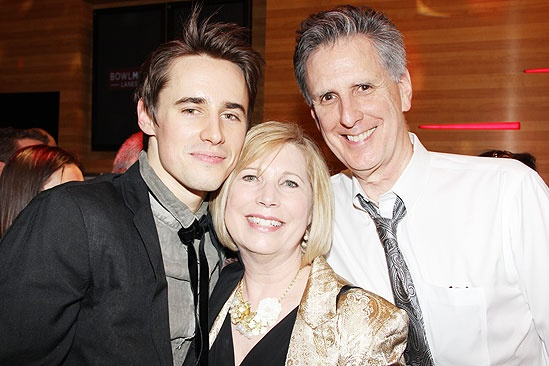 Spider-Man Opening – Reeve Carney – father – stepmother