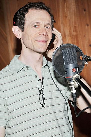 <i>Anything Goes</i> Cast Album Recording – Adam Godley