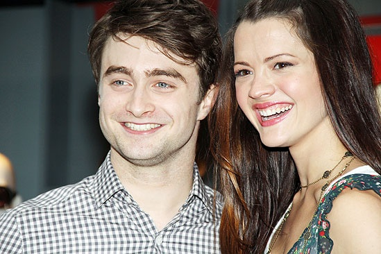 How to Succeed Stars at Lord & Taylor – Rose Hemingway – Daniel Radcliffe
