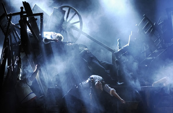 Show Photos - Les Miserables - cast