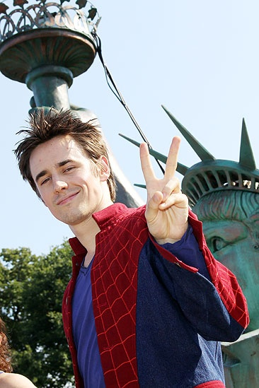 Spider-Man games – Reeve Carney