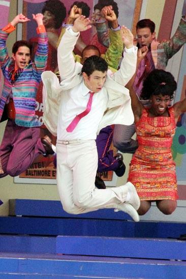 Nick Jonas On Stage – Nick Jonas (Hairspray)