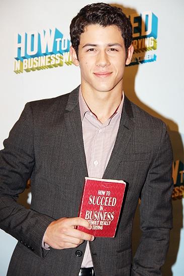 Nick Jonas How to Succeed Announcement – Nick Jonas