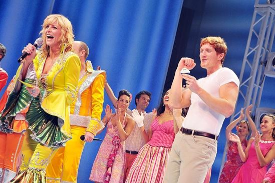Mamma Mia Cupcake Event – Lisa Brescia – Jordan Dean