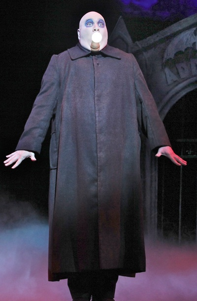 Show Photos - The Addams Family - Blake Hammond