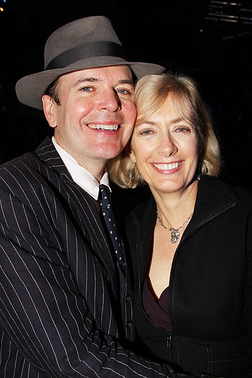 <i>Man and Boy</i> opening – Jefferson Mays – Susan Lyons