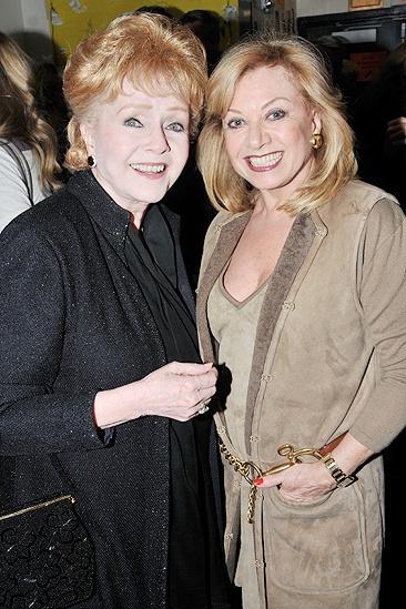 Debbie Reynolds at <i>Follies</i> - Debbie Reynolds – Elaine Paige