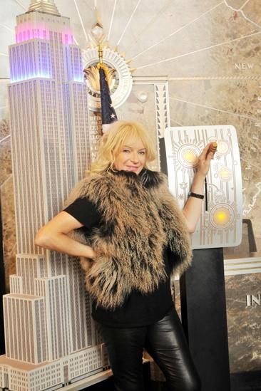 Mamma Mia Empire State Building – Judy Craymer