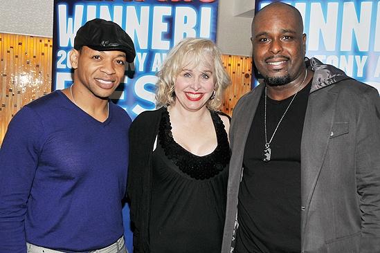 Memphis Second Broadway Anniversary – Derrick Baskin – Nancy Opel – J. Bernard Calloway