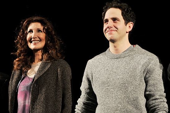 <i>Sons of the Prophet</i> Opening Night – Joanna Gleason – Santino Fontana
