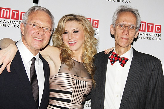 Venus in Fur Broadway Opening Night – Walter Bobbie – Nina Arianda – David Ives