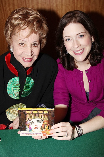 Follies-  Rosalind Elias and Leah Horowitz