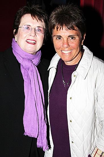 Priscilla Queen of the Desert - Billie Jean King and  Ilana Kloss