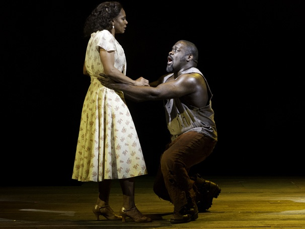 Show Photos - Porgy and Bess - Audra McDonald - Philip Boykin