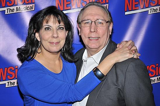 Newsical - Christine Pedi and Rick Crom