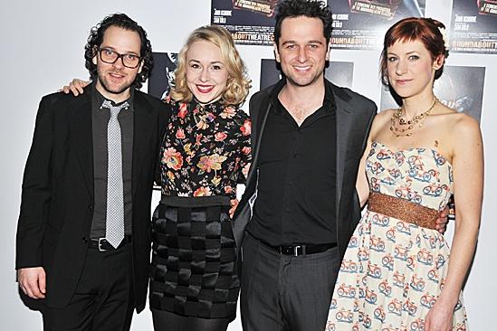 Look Back in Anger – Opening Night – Sam Gold – Sarah Goldberg – Matthew Rhys – Charlotte Parry