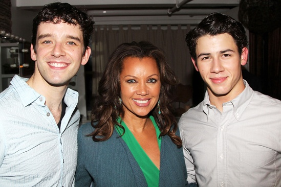 How to Succeed – Vanessa Williams Visit – Michael Urie – Vanessa Williams – Nick Jonas