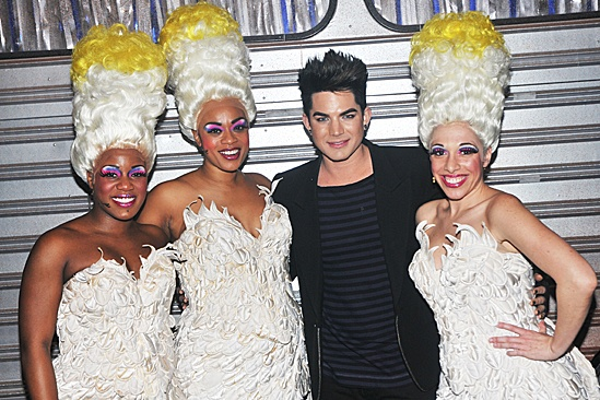 Priscilla Queen of the Desert- Adam Lambert, Anastacia McCleskey, Jacqueline B. Arnold, and Ellyn Marie Marsh