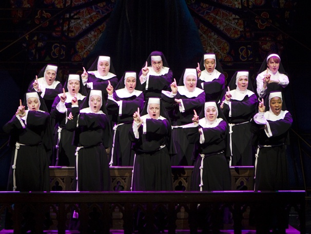 Show Photos - National Tour Sister Act