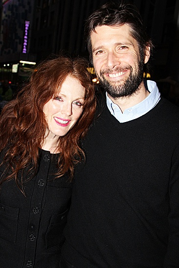 Death of a Salesman - Julianne Moore and Bart Freundlich